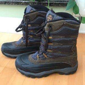 KHOMBU Men's Freefall Boots